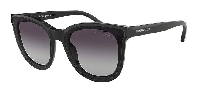 Emporio Armani 0EA4125 Gafas de sol, Black, 61 para Mujer ...