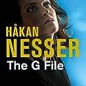 The G File: Van Veeteren, Book 10 Hörbuch von Håkan Nesser Gesprochen von: David Timson