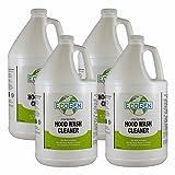EcoGen ECOHDW-GCS Hood Wash Cleaner, 1 gal (Pack of 4)