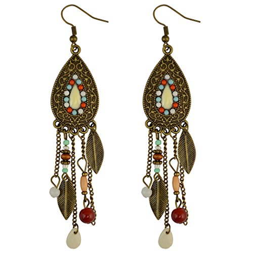 Beaded Dangling Charms - 7