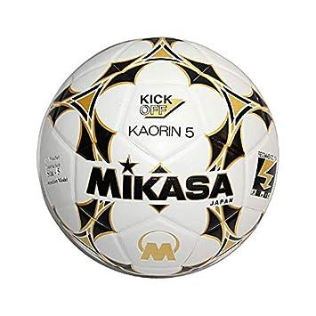 Mikasa Kaorin 5 - Balón de fútbol Oficial (tamaño 5): Amazon.es ...