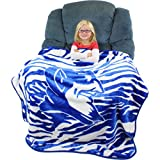 College Covers Duke Blue Devils Super Soft Raschel Throw Blanket, 50' x 60'