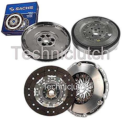 NATIONWIDE 2 PARTS CLUTCH KIT AND SACHS DMF 7426816658366: Amazon.es: Coche y moto