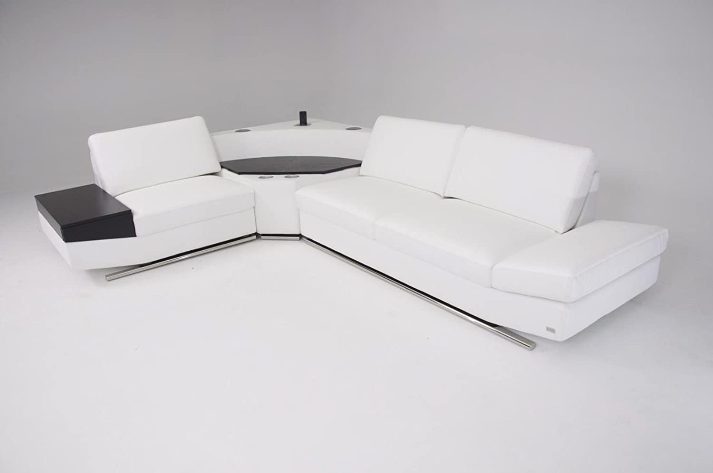 Amazon.com: Vig muebles Divani casa k8464 – moderno centro ...