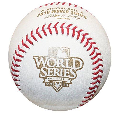 (Rawlings 2010 World Series Official MLB Game Baseball - San Francisco Giants)