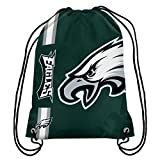 NFL Green Bay Packers Big Logo Drawstring Backpack, 18 In. X 13.5 In.