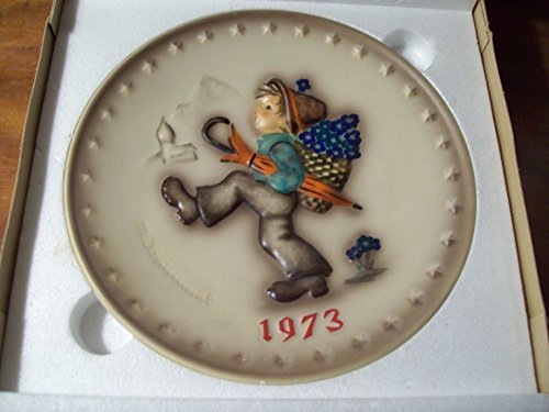 Hummel 1973 Goebel Annual Collector Plate