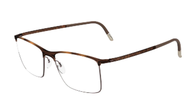 Eyeglasses Silhouette Urban Fusion Full Rim 2903 6053 havanna walnut 54//18//145 3