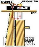 JLD Bridge Doctor, Brass Pin Mount, for