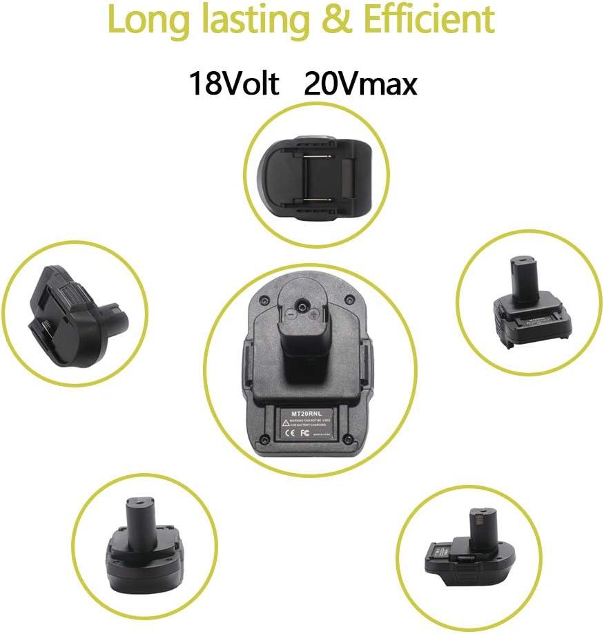 BL1850,BL1840 Bater/ía de ion de litio para Makita BL1860 BL1850B BL1845 LXT-400 194205-3,194309-1,194204-5,196399-0,196673-6 18 V, 5 Ah Vantech