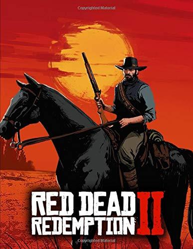 Red Dead Redemption - Sunset Shotgun Notebook: 2019 Weekly Planner...