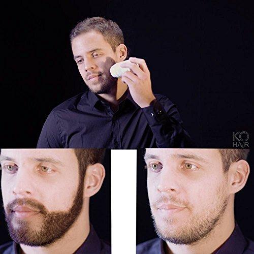 Fibras restauradoras para pelo de barba de Kö-Hair, 12 g: Amazon.es: Belleza