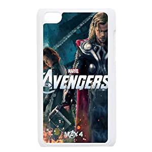 The Avengers iPod Touch 4 Case White L0556044