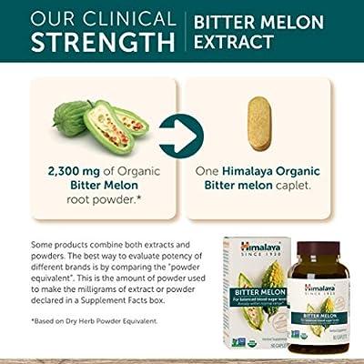 Orgánica Melón Amargo - Glucémico Natural, Pancreático Apoyo y ...