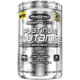 MuscleTech Glutamine, 100% Ultra Pure L-Glutamine, 60-Day Supply, 10.65 oz (302g)