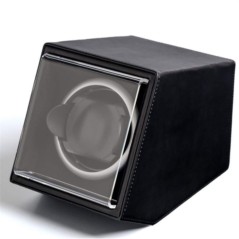 LDRAGON Único De Lujo Automático Reloj Winder Antimagnético con Cajón De Madera Caso De Almacenamiento 2 Modo De Fuente De Alimentación Silencioso Motors-13 ...
