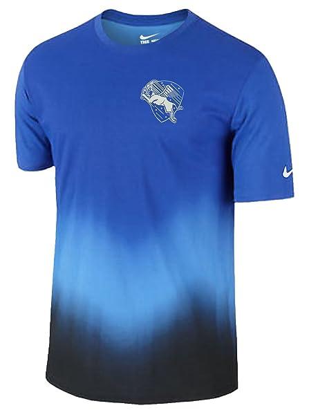 73192407 Nike Mens Lebron James Flight Pack Court Commander T-Shirt (717931-435)