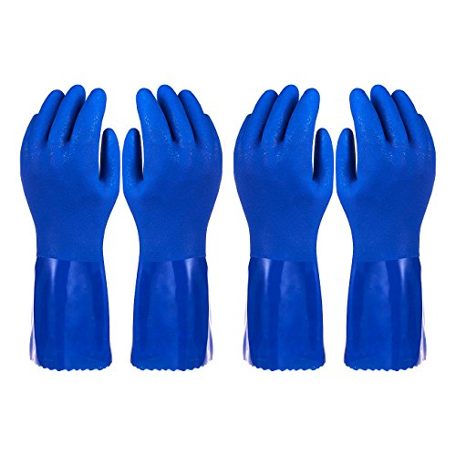 Rubber Household Gloves Cotton