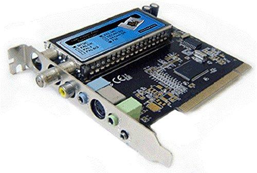 Universal TV FM Tuner Card + DVR Video Capture Card NTSC PAL B/G D/K M/N PAL-I