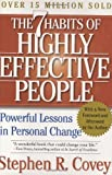 img - for By Stephen R. Covey: The 7 Habits of Highly Effective People: Powerful Lessons in Personal Change book / textbook / text book