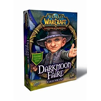 AmazonCom World Of Warcraft Trading Card Game  Darkmoon Faire