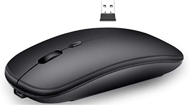 hevare 2.4GHz 4 Buttons Gaming USB Wireless Mouse for PC Laptop Mice