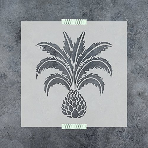 Stencil Palm Trees (Palm Tree Stencil Template - Reusable Stencil with Multiple Sizes Available)