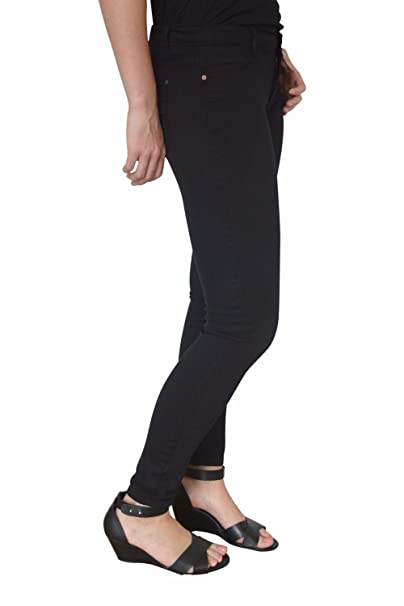 Jeans Black it Abbigliamento 46 Zara Amazon Donna OwdZwq6