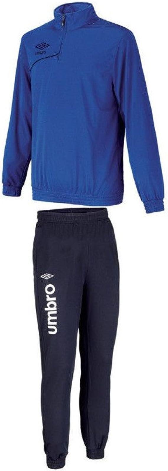Umbro - Chándal - para Hombre Azzurro\BLU Medium: Amazon.es: Ropa ...