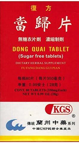 Dong Quai Tablet Fang SUGAR product image