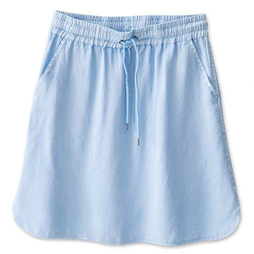 KAVU Women's Sun River Skirts, Sky, X-Small