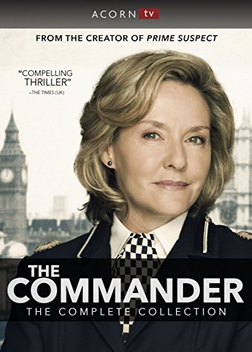 The Commander: Complete Series (Commander Series)