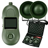 Autool 50W Electronic Outdoor Hunting Bird Decoy MP3 Player Bird Caller Lure with Speakers and LCD Display