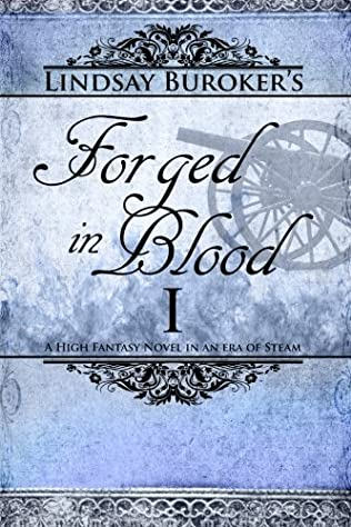 book cover of Forged in Blood I