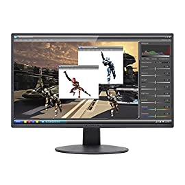 "Sceptre E205W-1600 20"" 75Hz Ultra Thin LED Monitor"