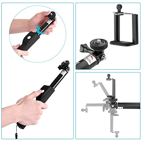 Telescopic Adjustable Blackberry Smartphones HDR AS100V
