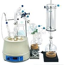 USA Lab Equipment 2000mL/2L Short Path Distillation Kit