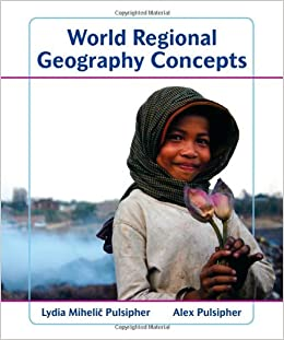 Book World Regional Geography Concepts