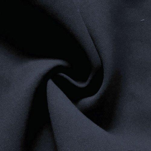 Verdunkelungsstoff Thermo Vorhangstoff Black Out Dunkel Blau