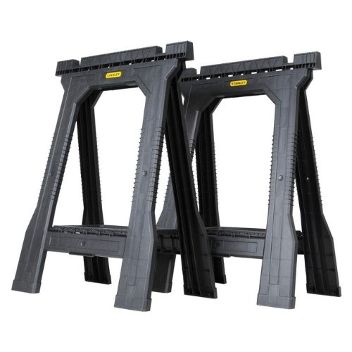 Stanley STST60952 Folding Sawhorse 2 Pack