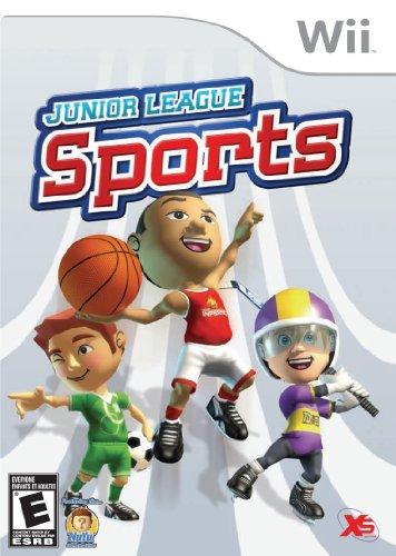Junior League Sports - Nintendo Wii (Nba Games For Wii)