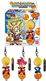 Dragon Ball Mini Figure - 3pcs Set