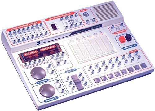 1 Electronic Project Lab (Elenco MX-908 300 in 1 Electronic Project Lab Kit NEW!!!)