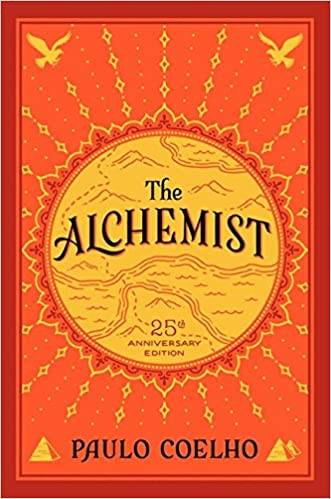 com the alchemist th anniversary edition  the alchemist 25th anniversary edition anniversary edition