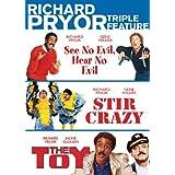 Richard Pryor Triple Feature