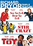 Richard Pryor Collection (See No Evil, Hear No Evil, Stir Crazy, The Toy)