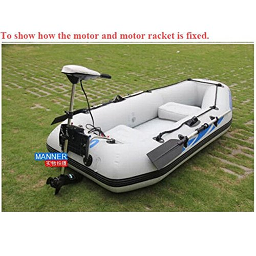 Jilong Motor Mount Rack Bracket Fishman II 400/500 ,Cheyenne Inflatable Boat by Unknown (Image #1)