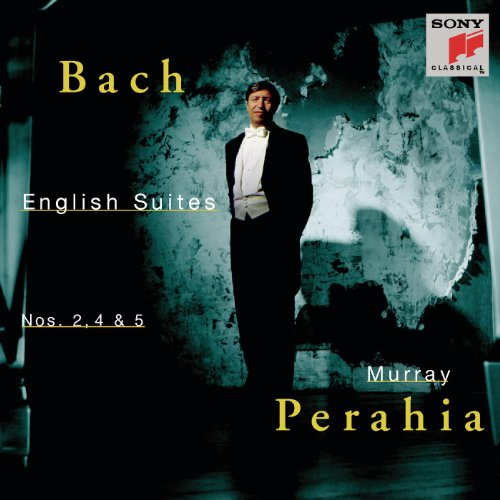Murray Perahia Plays Bach