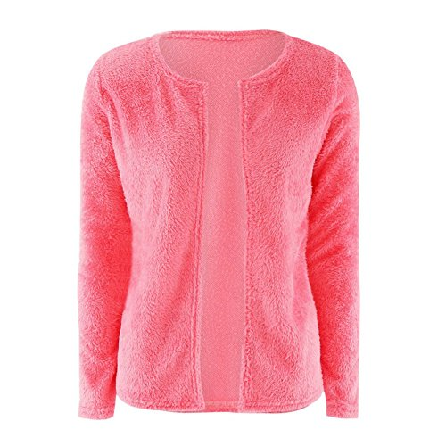 Autumn Yalatan HotPink Short Cardigan Cardigans Long Spring Sleeve Knitted rrzd1qwv