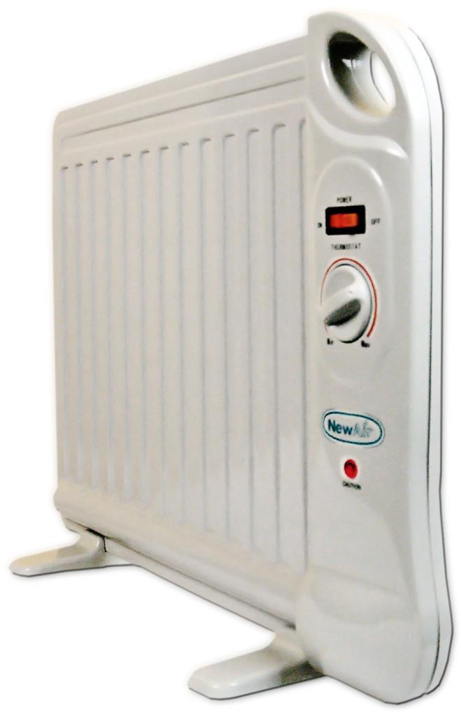 Amazon Com Newair Ah 400 Portable Space Heater White